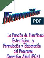 Taller Planificación Estratégica CONTRALORIA DEL ESTADO.ppt