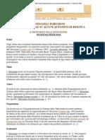 Sintesi Dell'Istruzione Dignitas Personae Su Alcune Questioni Di Bioetica, 12 Dicembre 2008
