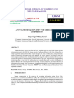 A Novel Technique in Spiht for Medical Image Compression