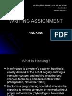 Hacking Presentation Form 4