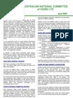 ANC Ltd Newsletter 2007-06