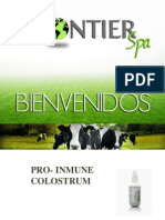 PRESENTACION Pro Inmune Estudios Medicos