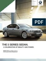 2012 BMW 5
