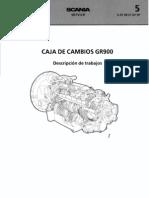 Caja Cambios GR900