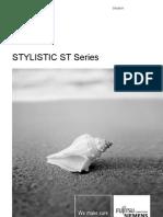 Stylistic ST5020 Handbuch