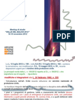Presentazione Leg100 Sergio Achille