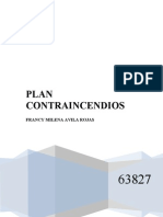 Plan Contraincendios
