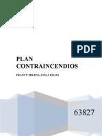Plan Contraincendios