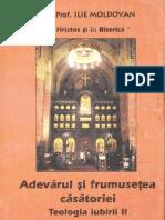 Pr Ilie Moldovan Adevarul Si Frumusetea Casatoriei Volumul 2