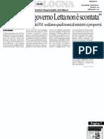 26.04.13 la Repubblica Bologna