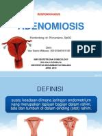 Responsi Sdenomiosis Van