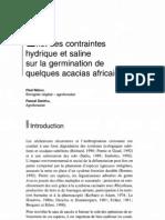 E f f e t  des contraintes hydrique sur germination.pdf