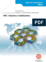 IFRS 3 Basis for Conclusions