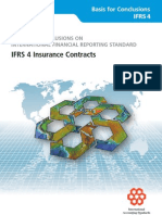 IFRS 4 Basis for Conclusions