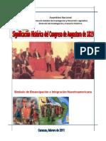 Cuadernillo Congreso de Angostura 1819