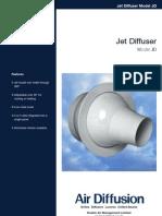 Jet Diffuser