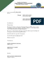 Letter IT Days 2013
