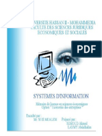 "Systeme d""inofrmation"