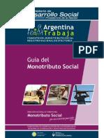 Guc3ada Del Monotributo Social