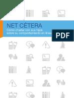NET CÉTERA - Cómo charlar con sus hijos sobre su comportamiento en línea.