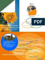 Un ABC du développement durable; projet coopératif d'intérêt collectif Active Bio Concepts 17 Juin 2008