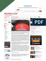Mumbai Timeout About OpenPostBox Project