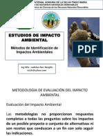 Ponencia 3. Metodos de Identifi y Evaluac de Imp Amb.