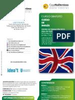 Centro de Formación-Torrent. Curso de Inglés para desempleados. Mayo 2013. Obra Social