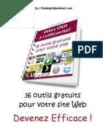 LesDoigtsDansLeNet 36 Outils Gratuits Pour Votre Site Web