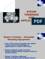 Steam Turbine for Industries