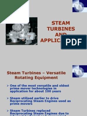 Steam Turbine for Industries | Steam | Steam Engine