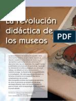 Revolución didáctica de los museos