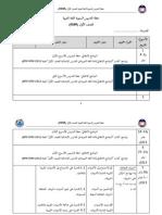 RPT Bahasa Arab tahun 1 KSSR