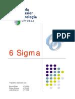 Trabalh - O que é o 6 Sigma