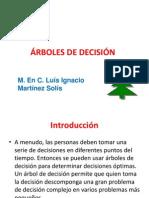 ÁRBOLES DE DECISIÓN  industrial