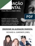 ALIENAÇÃO PARENTAL 1