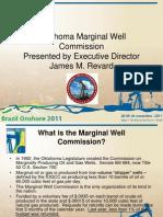 James Revard Oklahoma - marginal wells