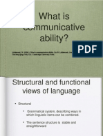 Communicative Skills (1)
