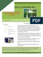 Pakistanis in Australia Vol 3 Issue 09 2013