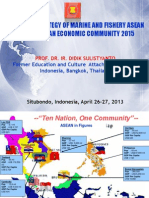 RESEARCH STRATEGY OF MARINE AND FISHERY ASEAN