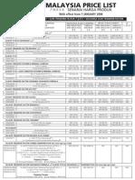 010108 Malaysia Pricelist