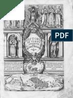 Della Historia Di Corfu Andrea Marmora ,1672