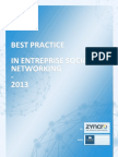 Whitepaper Zyncro - Best Practices in Enterprise Social Networks