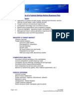 Airline Business_Plan Outline
