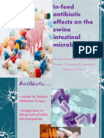 In-Feed Antibiotic Effects on the Swine Intestinal Microbiome