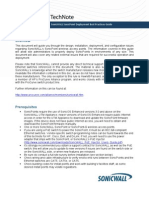 SonicWALL SonicPoint Deployment Best Practices Guide