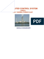 DCS for Thermal Power Plant