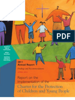 Report on the Implementation of the Charter for the Protection of Children and Young People