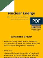 Nuclear Energy Powerpoint