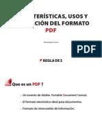 Usos Del Formato PDF